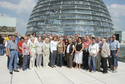 Besuchergruppe 1 2006