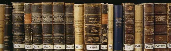 Bibliothek Bücher