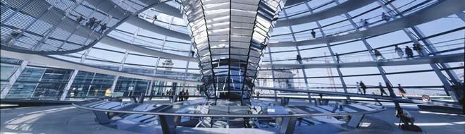 Reichstag Dachterasse