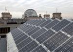 Reichstag Solaranlage