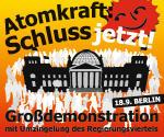 10-09-18 Banner Demo Atomkraft