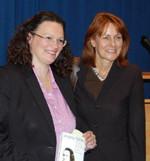 10-09-07 Lesung mit Andrea Nahles