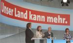09-08-31 Wahlkampfauftakt in Hannover