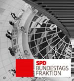 Logo SPD Bundestagsfraktion Startseite
