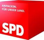 SPD Logo Würfel