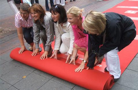 09-08-25 Roter Teppich ASF Niedersachsen