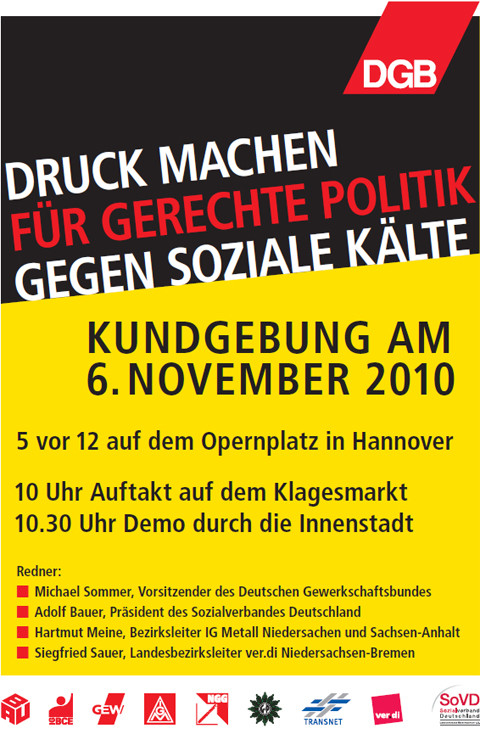 10-11-06 Flyer DGB Demo