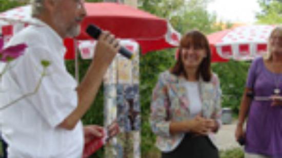 09-08-09 Talk mit Edelgard Bulmahn - Wie sozial ist die SPD?