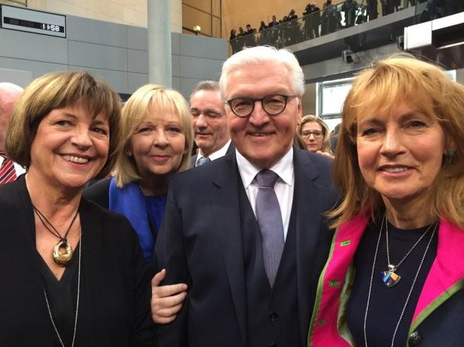 Steinmeier Wahl Bundespräsident
