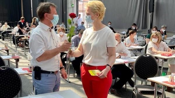 09-08-14 Brennpunkt Inklusion mit Karin Evers-Meyer